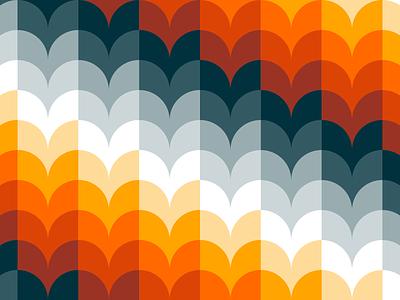 Flora's - Pattern colorful florals pattern