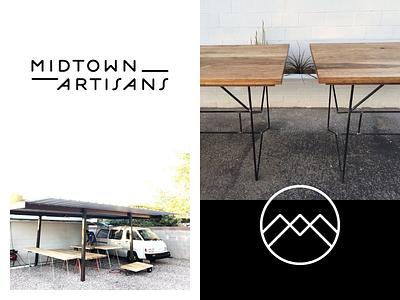 Midtown Artisans a m mountain furniture arizona tucson artisans midtown