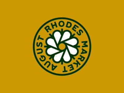 August Rhodes Market Roundel