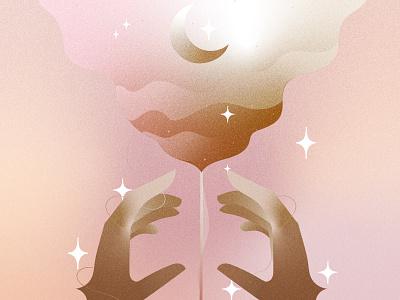 25 Days Of Gratitude V branding logo gradient design adobe illustrator 2020 vector illustration
