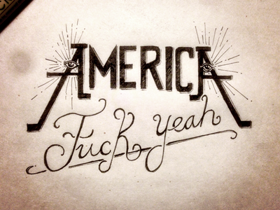 America Fyeah