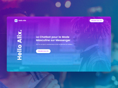 Alix AI Chatbot Website