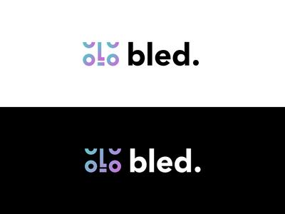 Logotype bled.