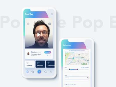 Pop Eye App