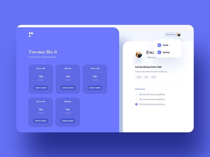 Some amazing project part.2 👩🏼‍🎨 future connecting relationship tool people web minimalistic ui ux learning platform cms cards profile learning school experience developers back office website branding