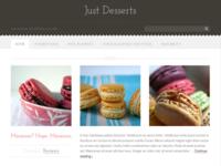 Just Desserts Theme
