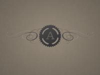Personal Logo Crest - rev2