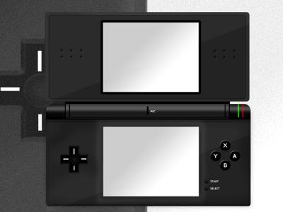 Nintendo DS Icon Open nintendo ds icon tutorial hv-designs open