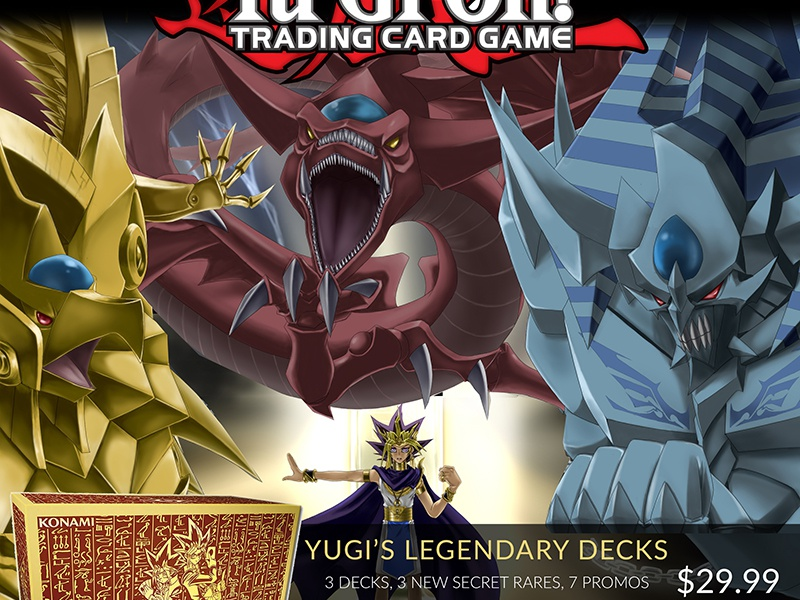 Another Flier paper magazing advertising print work trading cards yugioh tcg yugioh