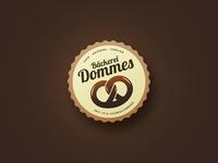 Backerei Dommes-Logo design