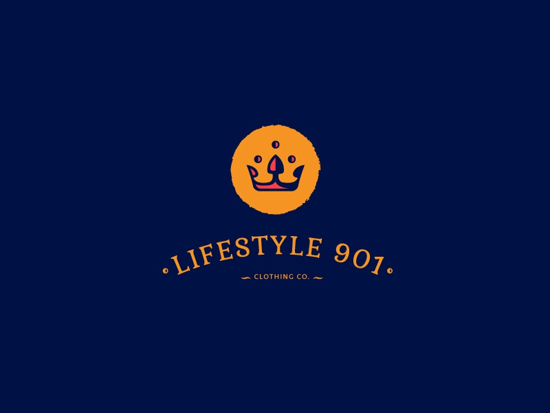 Lifestyle 901 logo boutique fashion flower clothing women