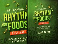 Rhythm And Foods
