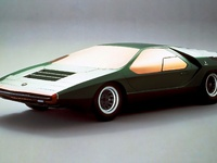Concept flashback 1968 alfa romeo carabo by bertone 24