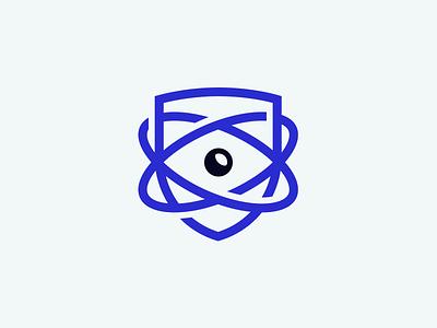 Mark simple bird origami mark symbol blue illustration line logo branding storage identity help design balance geometry geometric icon