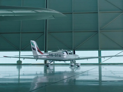 Joy Films brings  Cirrus  to life for Emirates Airline BTS photography