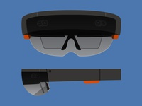 Hololens Illustration