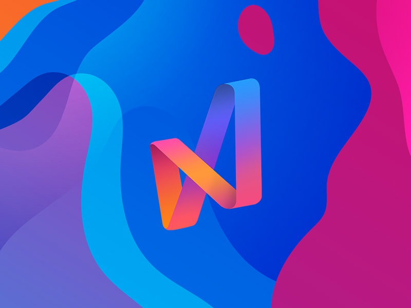 AfterNow Logo Alternate ar vr tech logo