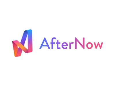 AfterNow Logo ar vr tech logo