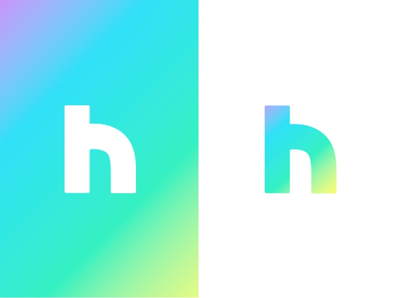 Hue icon logo lights hue microsoft gradient hologram hololens