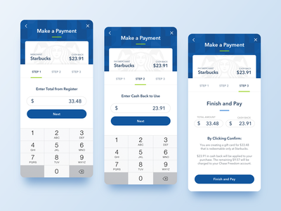 Fintech Financial App UI Design daily ui branding web design app financeapp finance app financial app fintech flat icon mobile ui ux design web website