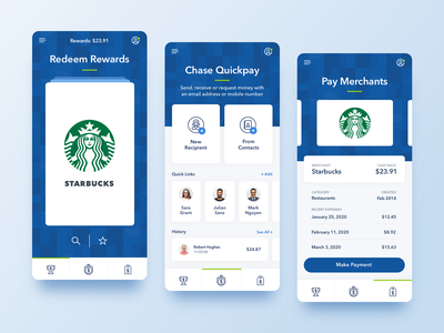 Fintech Financial App UI Design daily ui branding icons web design financeapp finance app financial app fintech flat icon mobile ui ux design web website