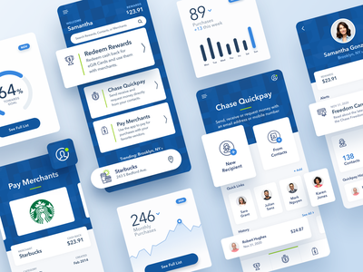Fintech Financial App UI Design daily ui app web design branding financeapp finance app financial app fintech flat icon mobile ui ux design web website