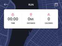 Run tracker