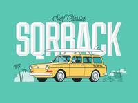 VW Squareback Wagon