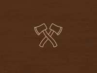 Icon Set Camping Theme - Axes