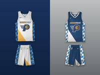 Indiana Pacers Rebrand - Jerseys