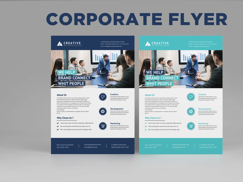 corporate flyer design design corporate branding design flyers flyer artwork brand identity flyer flyer design brochure corporate flyer brochure design