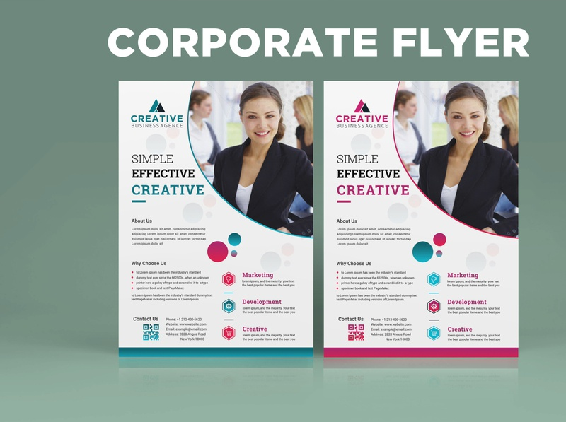 Corporate business flyer template corporate branding design flyers flyer artwork brand identity flyer flyer design brochure corporate flyer brochure design