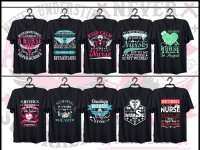 Nurse T-shirt Designs teespring nurses nurse clothingbrand custom t-shirt design nurse tshirt bundle designs nurse tshirt bundle t-shirt graphic design print nurse tshirt design nurse tshirt tee tees tshirtdesign tshirts tshirt pod t-shirt design clothing design print design
