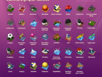 OlimpICO icons sports olympics free download free icons sport icons
