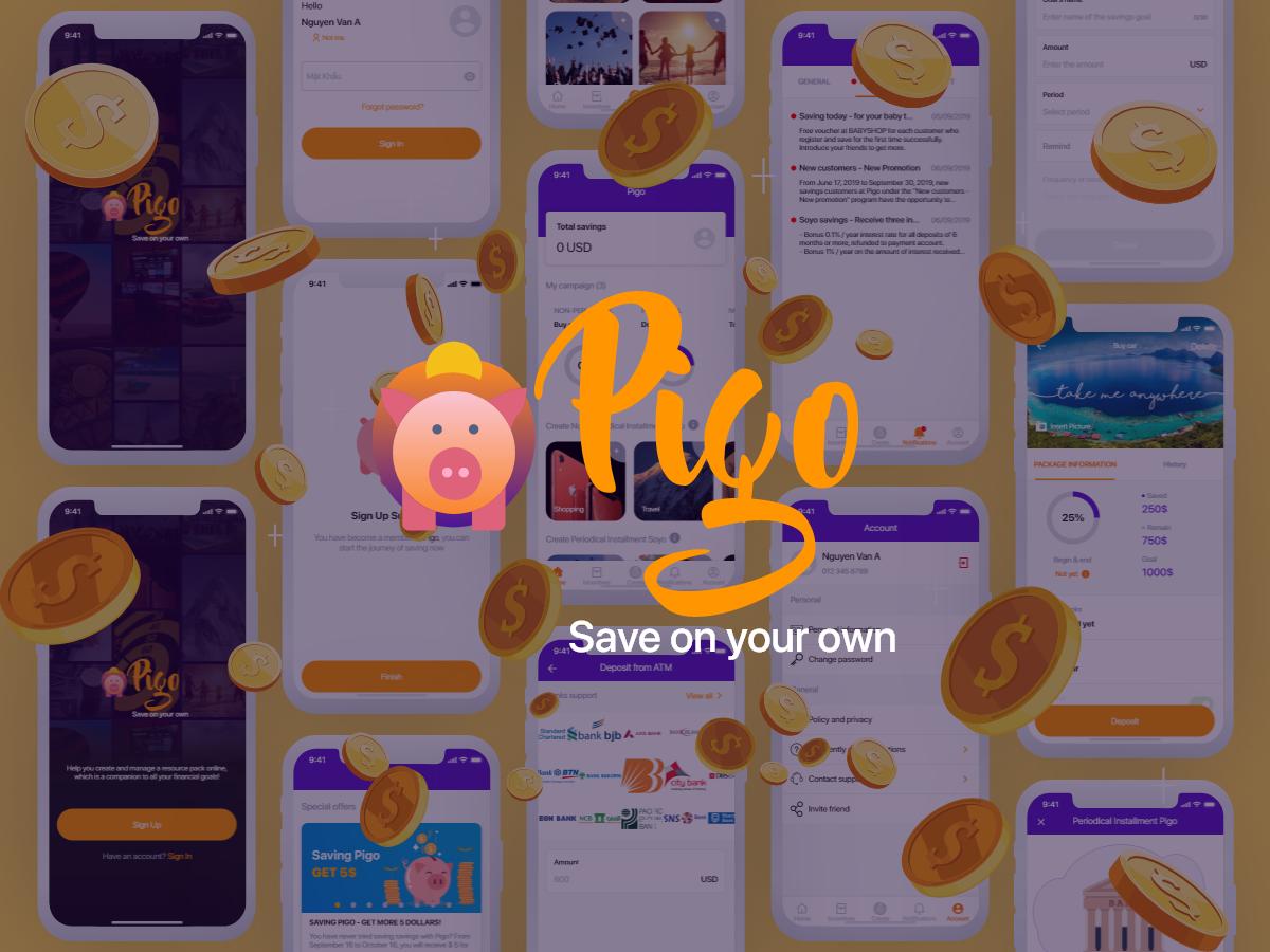 Pigo saving money app 243949