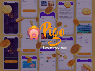 Pigo - Saving Money App