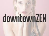 DowntownZen Magazine Logo