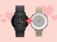 Pebble - Valentine's Day Campaign