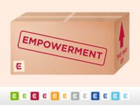 Empowerment Logo and Event Illustration