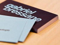 Gabriel Bressane Business Card