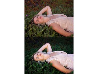 Post Processing Sample postprocessing retouching editing portrait photoshop photography