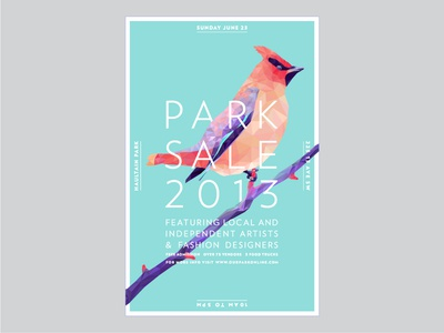 WAX WING Poster