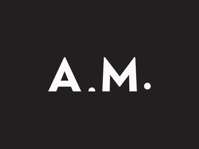A.M. Studio Logo