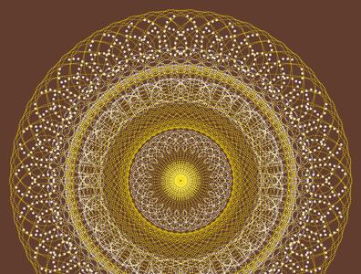 Spirality #1 graphic design mandala spirality