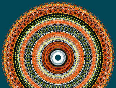 Spirality Graphic Design art mandala design graphic spirality