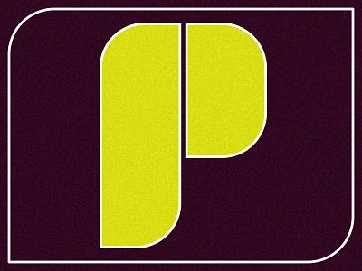 "The ""P"" - Logo logo graphic design"