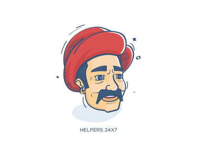 40s Helpers