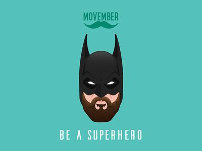 No Shave Batman noshavenovember beard batman superhero november shave no movember