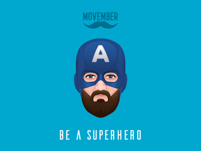 No Shave Captain noshavenovember beard america captain superhero november shave no movember the avengers