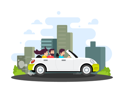 Ola Share Express Walkthrough Screens indian share express city ola bangalore cab illustration walkthrough olacabs ocd